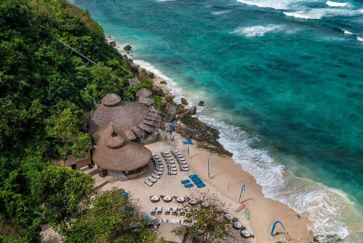 Karma Kandara Bali, Luxury Private Beach