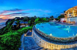 Karma Kandara Bali, Pantai Private Luxury