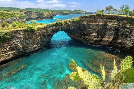 Pulau Nusa Penida : Surga Bagi Manusia dan Biota Laut