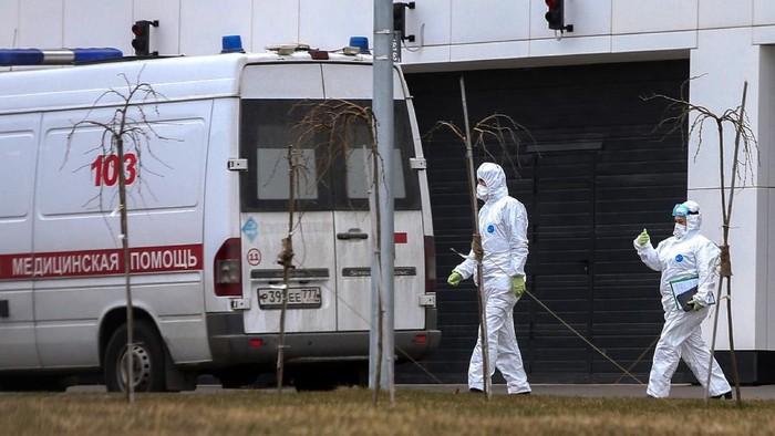 Rank 2 Most Corona Virus Infected, Russia Threatened