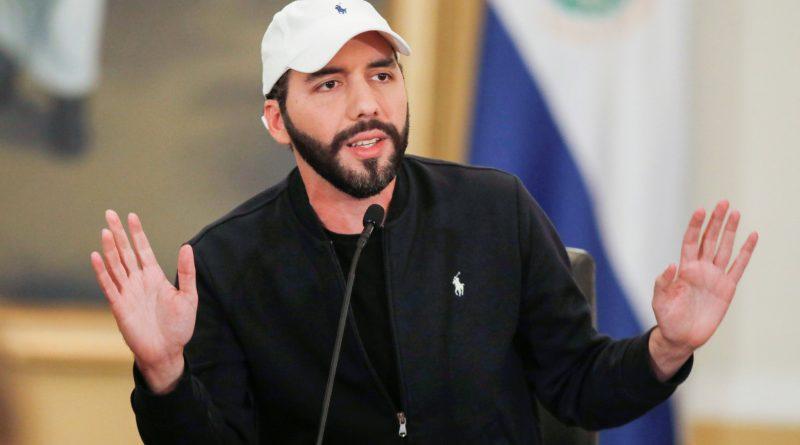 Viral! President of 'Millennial' El Savador Nayib Bukele