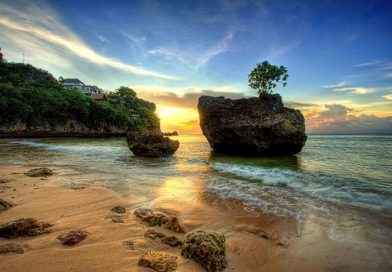 Recommended Travel Destinations in Bali which are predicted to be Crowded When New Normal